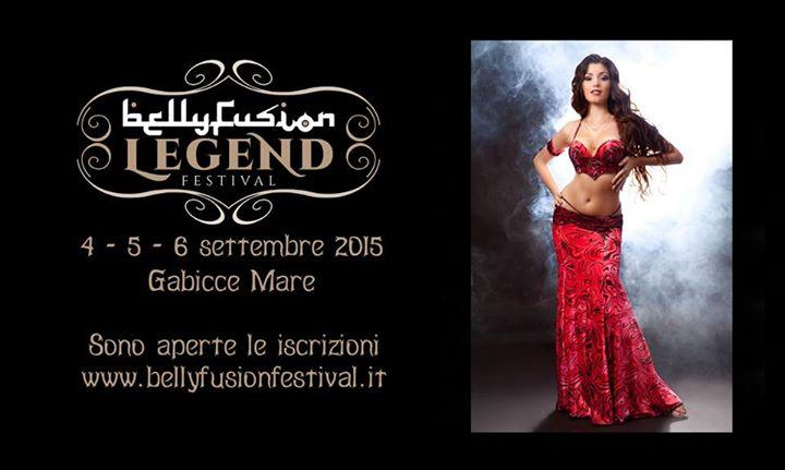 Bellyfusion Legend Festival in Gabicce Mare